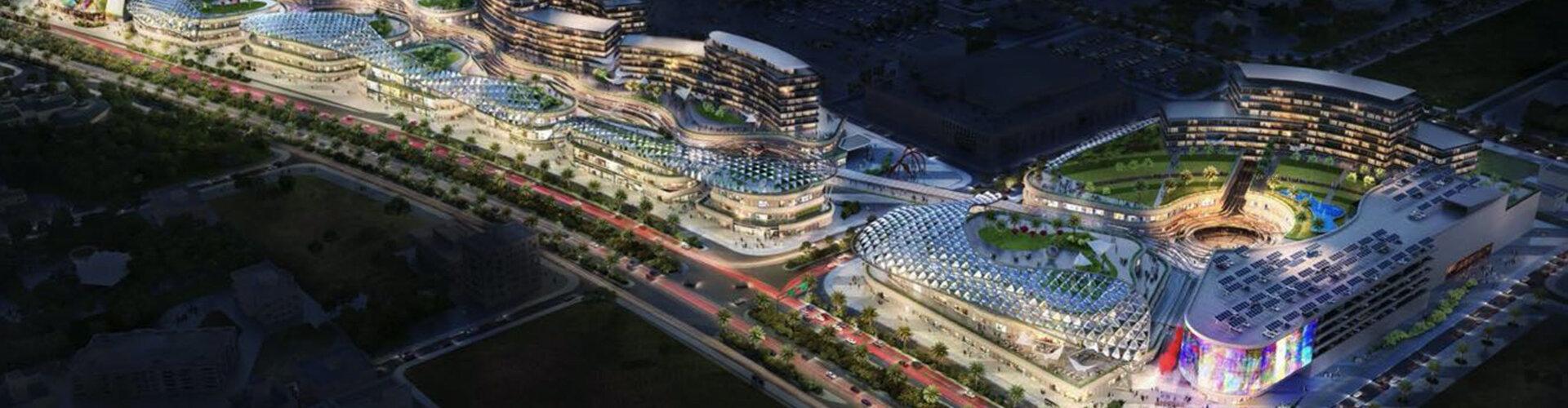 Jeddah Canyon